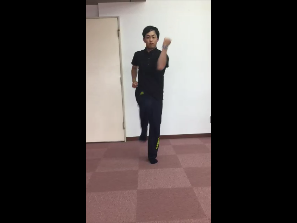スナップショット 体幹トレーニング②